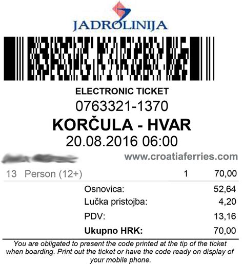 catamaran ferry tickets jadrolinija s e ticket catamaran korcula hvar croatia