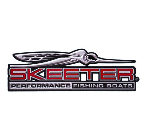 skeeter boats instagram 12 quot domed decal with permanent adhesive skeeter