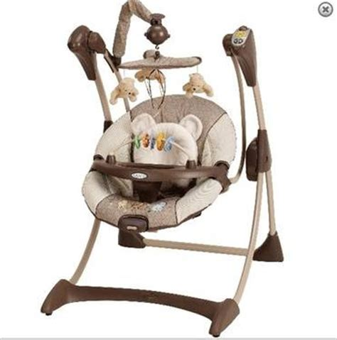 graco winnie the pooh swing 43 best images about classic pooh nursery ideas on