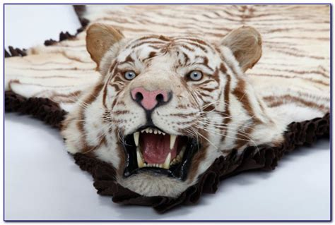 real tiger rugs for sale white tiger skin rug www pixshark images galleries with a bite
