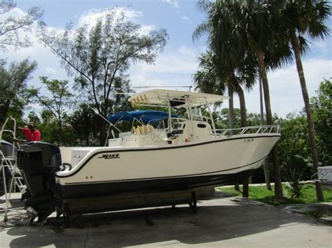 used mako offshore boats mako 284 offshore center boats for sale