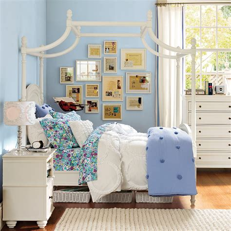 teenage beds bedroom design interesting furniture by pottery barn