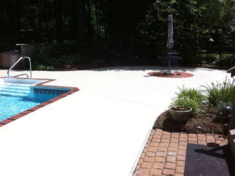 pool patio paint lowe s deck concrete pool paint images