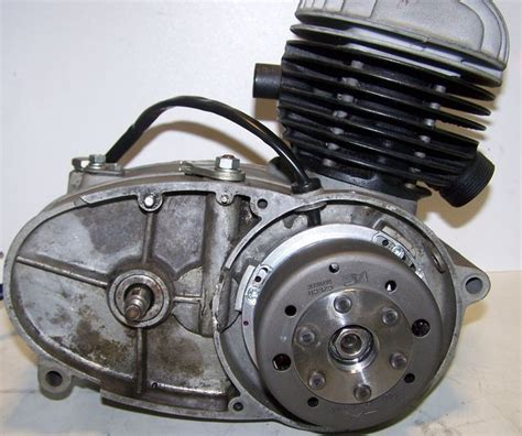 Husqvarna Motorrad Dresden by Pannonia Csepel 125 Powerdynamo Lichtmaschine