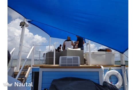 houseboat miami houseboat rent custom 65 in miami beach south florida