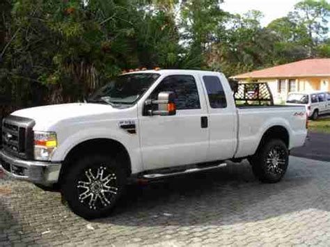 how to sell used cars 2008 ford f350 head up display purchase used 2008 ford f350 xl 6 4 diesel in port charlotte florida united states