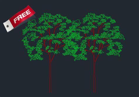 tree templates for autocad tree cad blocks free download
