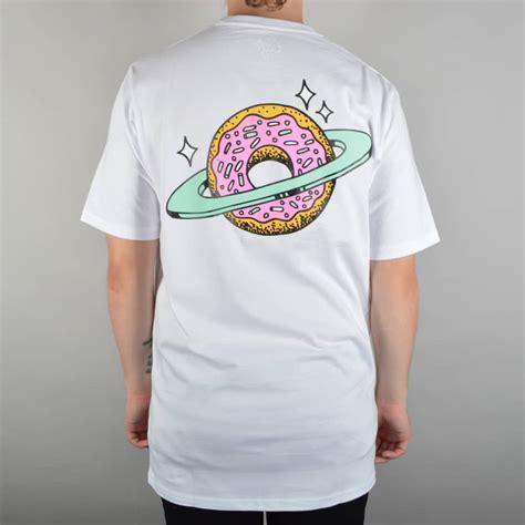 T Shirt Skate Vans skateboard cafe planet donut skate t shirt white skate clothing from skate store uk