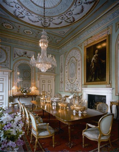 Royal Blue Bedroom inveraray castle visitscotland