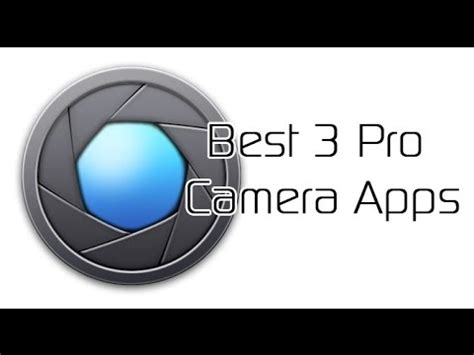 best 3 pro apps for android