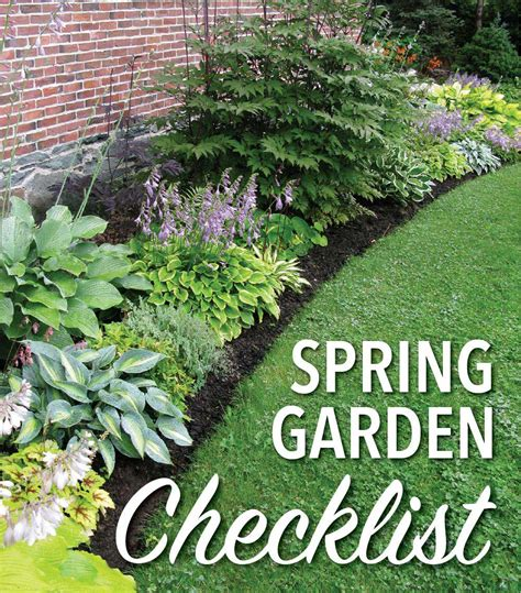 Longfield Gardens by Garden Checklist For A Low Maintenance Flower