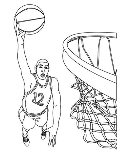 nba coloring pages nba players nba kevin durant free coloring pages