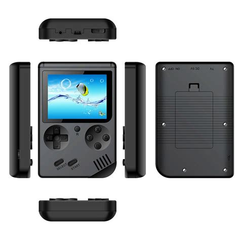 emulator handheld console coolboy retro mini 2 handheld console emulator built