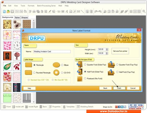id card design software free download with crack drpu wedding cards designer software cracker