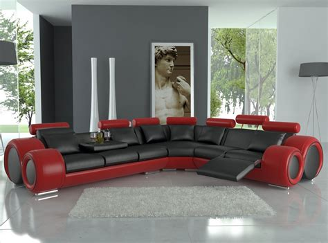 Modern Living Room Ideas With Brown Leather Sofa Furniture Grey Sectional Sofa With Living Room Gray Leather Sectional With Brown Sectional Sofa