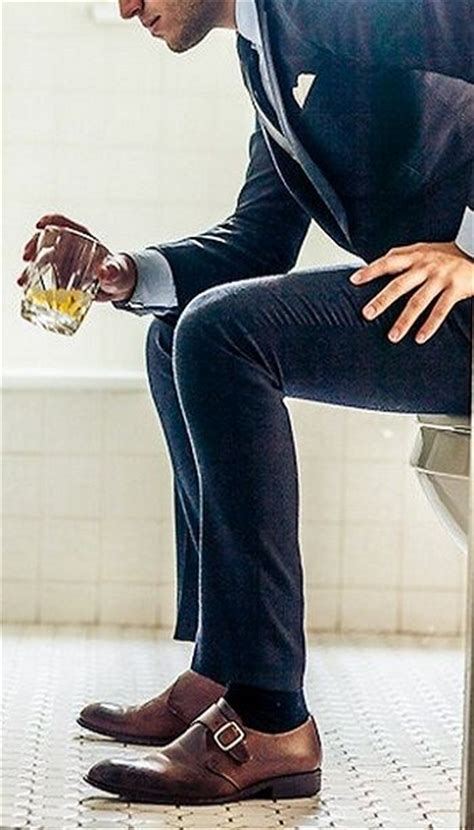 navy suit with leather loafers i m to for my