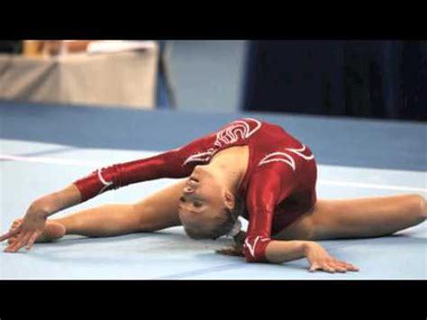 gymnastics floor routine sia chandelier