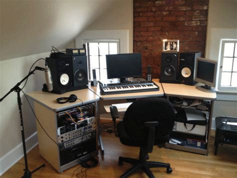setting up a home recording studio setting up your own home recording studio