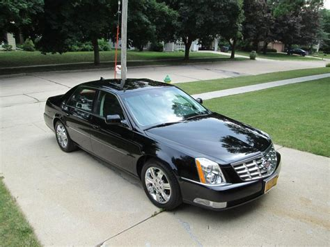 Cadillac Dts Platinum by 2011 Cadillac Dts Platinum Hi Perf Edition For Sale