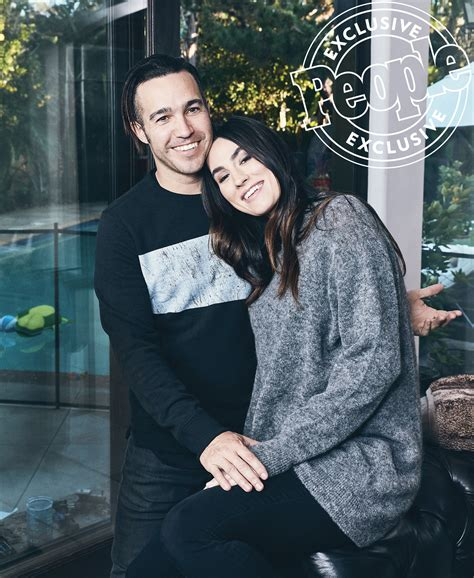 Pete Wentz Gets His Beard On by Pete Wentz Talks Fall Out Boy Fatherhood And If He Ll