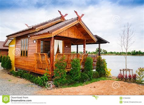 architecture styles thai style house royalty free stock images image 37994359