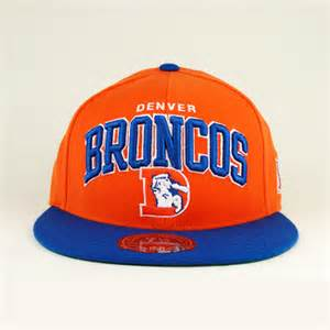 denver broncos team colors mitchell and ness green