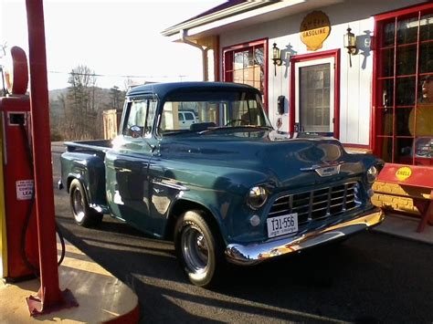 truck restored 1955 chevy truck restored classic chevrolet other