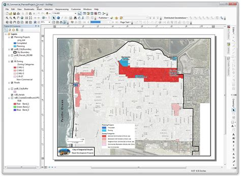 arcgis layout size arcgis desktop making a map that can be easily resized