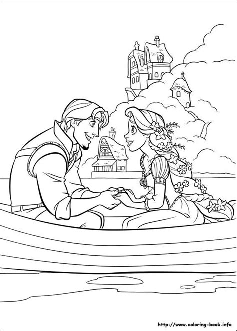 disney princess coloring pages rapunzel and flynn printable disney including rapunzel colouring pages