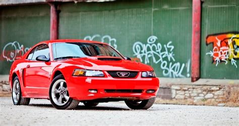 2002 mustang gt throttle 1999 2004 ford mustang the new edge style the motoring