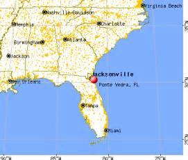 ponte vedra florida fl 32082 profile population maps