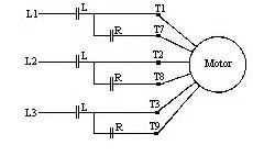 480 volt 6 lead motor wiring diagram get free image about wiring diagram