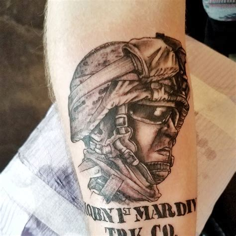 military and tattoos 105 powerful tattoos designs meanings be