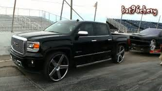 Wheels Truck 2015 2015 Gmc Denali 1500 Truck On 30 Quot Dub Baller Wheels