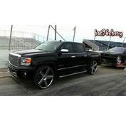 2015 GMC Sierra Denali 1500 Truck On 30 DUB Baller Wheels  1080p HD