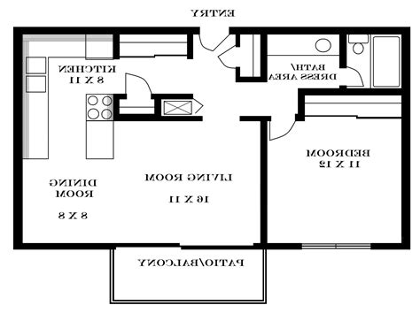 house plans ideas home design renovated 1 bedroom condo apartment 800 sq