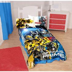 transformers theme room by hasbro in hilton hotel in peru 39 94 transformers quot energon quot micro raschel blanket