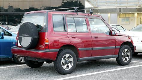 Escudo Suzuki Suzuki Escudo Overview Cargurus
