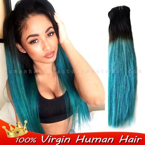 how to dye virgin hair jet black tutorial youtube blue ombre weave www pixshark com images galleries