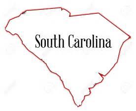 south carolina outline clipart clipartsgram