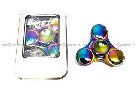 Fidget Spinner Ufo Premium Rainbow Murah thecubicle us fidget ufo spinner i rainbow fidget spinners