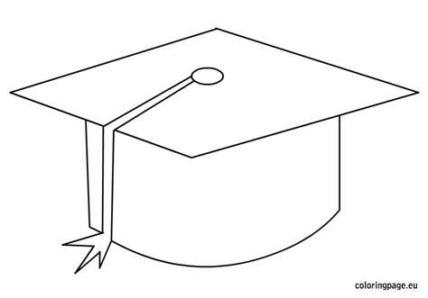 graduation hat template card graduation cap coloring page cards graduation