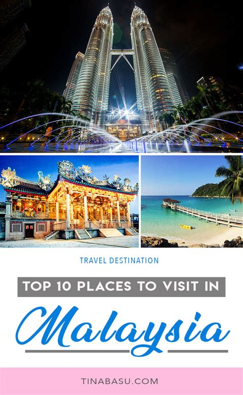 top  places  visit  malaysia