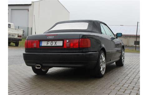 Audi 80 Sportauspuff by Fox Sportauspuff Audi 80 90 Typ 89 B3 Limousine Coupe B4