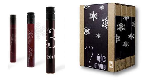 Wine Advent Calendar Vinebox Wine Advent Calendar Offers 12 Days Of Wine