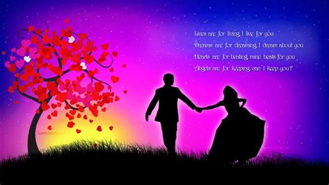 free wallpaper quotes about love heart touching love quotes hd wallpapers