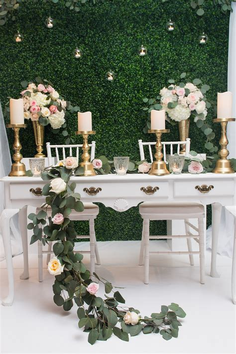 Niagara Spring Wedding Show 2018   Wedding Decor Booth Display