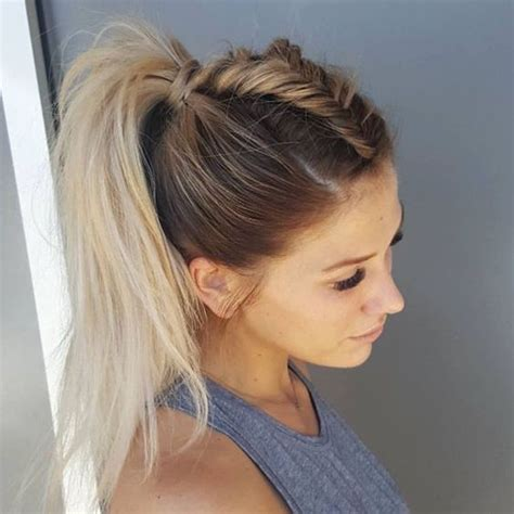 mature pony tail hairstyles 17 best ideas about fancy ponytail on pinterest wedding