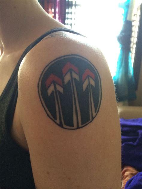 trio tattoos butler trio ink
