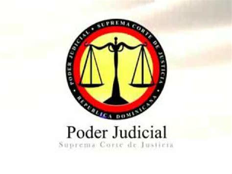 De Judiciary Search Poder Judicial Dominicano